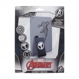 Lot de 16 Stickers Super-Héros Marvel Avengers