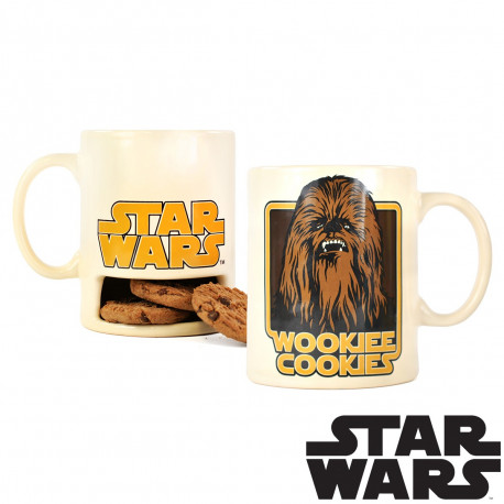 Mug Porte-Biscuits Chewbacca Star Wars