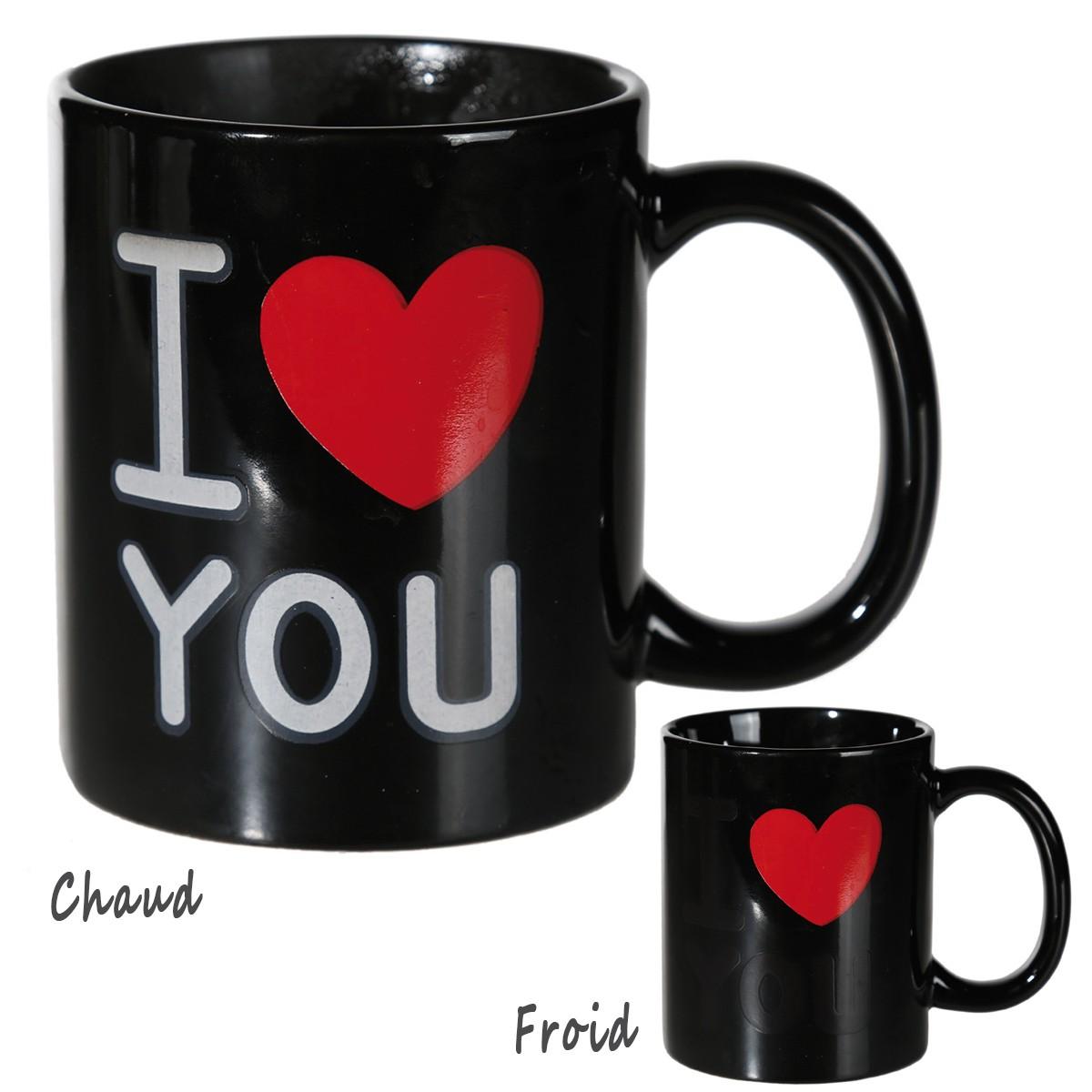 mug thermique i love you en c ramique sur rapid cadeau. Black Bedroom Furniture Sets. Home Design Ideas