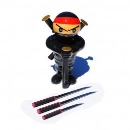 Porte-Couteaux Ninja
