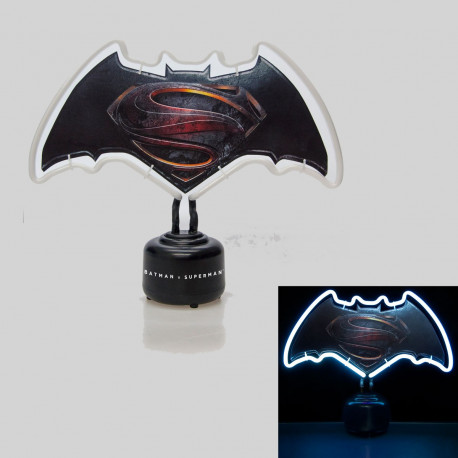 Lampe Néon Batman vs Superman