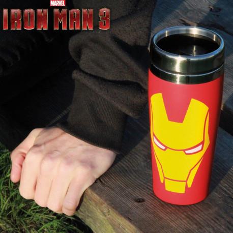 Mug de Voyage Iron Man Marvel