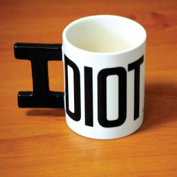 Mug Anse Idiot
