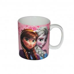 Mug 2D Elsa et Anna - La Reine des Neiges