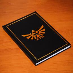 Carnet de Notes Hyrule Zelda
