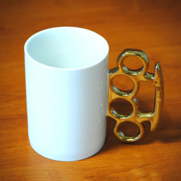 Mug Poing Américain Design