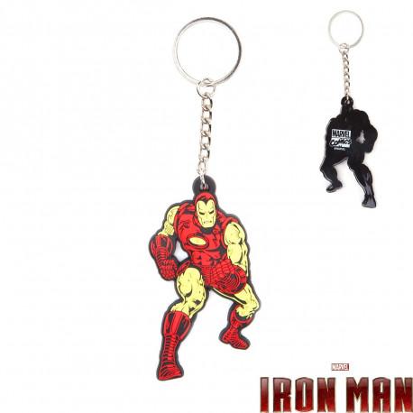 Porte-Clés Iron Man Personnage Marvel