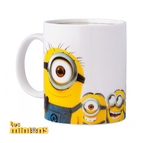 Mug Les Minions - La Bande des Minions