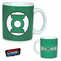 Mug Green Lantern Justice League
