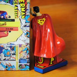 Serre-Livres Superman