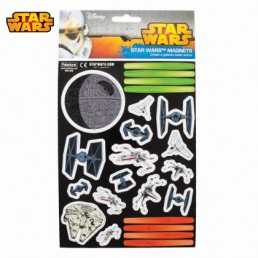 Aimants pour Frigo Star Wars