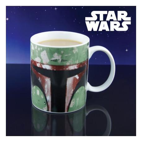 mug boba fett star wars achat mug star wars geek sur rapid cadeau. Black Bedroom Furniture Sets. Home Design Ideas