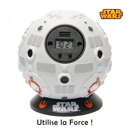 Réveil Star Wars Sphère d'Entraînement Jedi