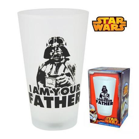 Maxi Verre Star Wars Dark Vador I am your Father