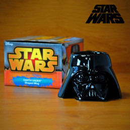 Mug Star Wars Dark Vador 3D