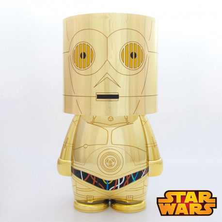 Lampe Look Alite C3PO Star Wars