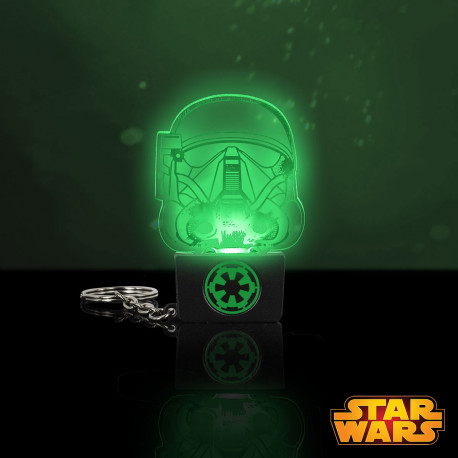 Porte-clés Lumineux Death Trooper Star Wars