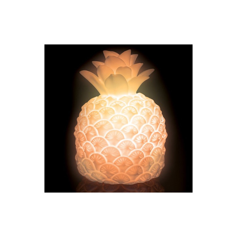 lampe ananas multicolore qui change de couleur sur rapid cadeau. Black Bedroom Furniture Sets. Home Design Ideas