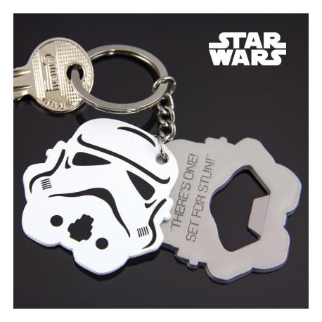 Porte-Clés Décapsuleur Stormtrooper Star Wars