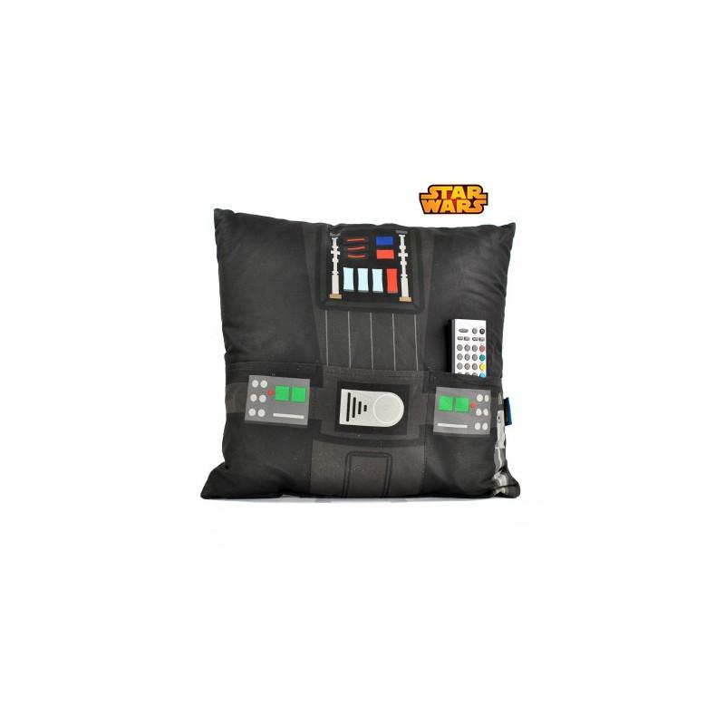 coussin dark vador star wars achat cadeau geek star wars sur rapid. Black Bedroom Furniture Sets. Home Design Ideas
