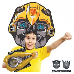 Perruque Transformers Bumble Bee