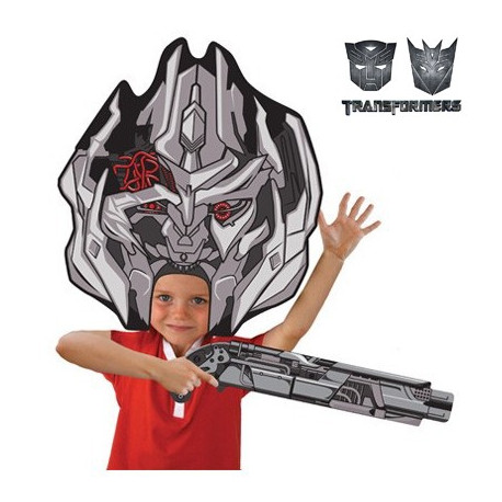 Perruque Transformers Megatron