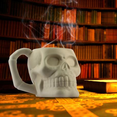 Mug Tête de Mort 3D