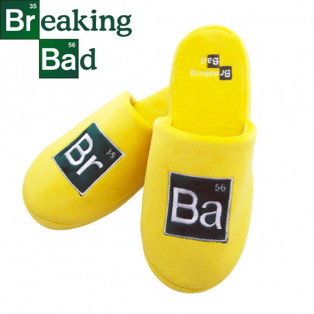 Chaussons Breaking Bad Logo
