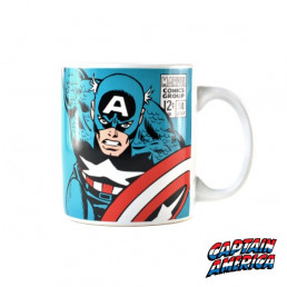Mug Captain American Marvel Comics