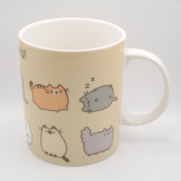 Mug Pusheen le Chat