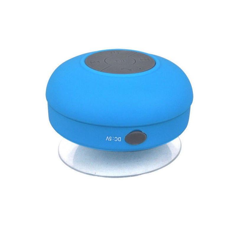 Haut parleur bluetooth tanche pour la douche sur rapid cadeau for Haut parleur etanche pour piscine
