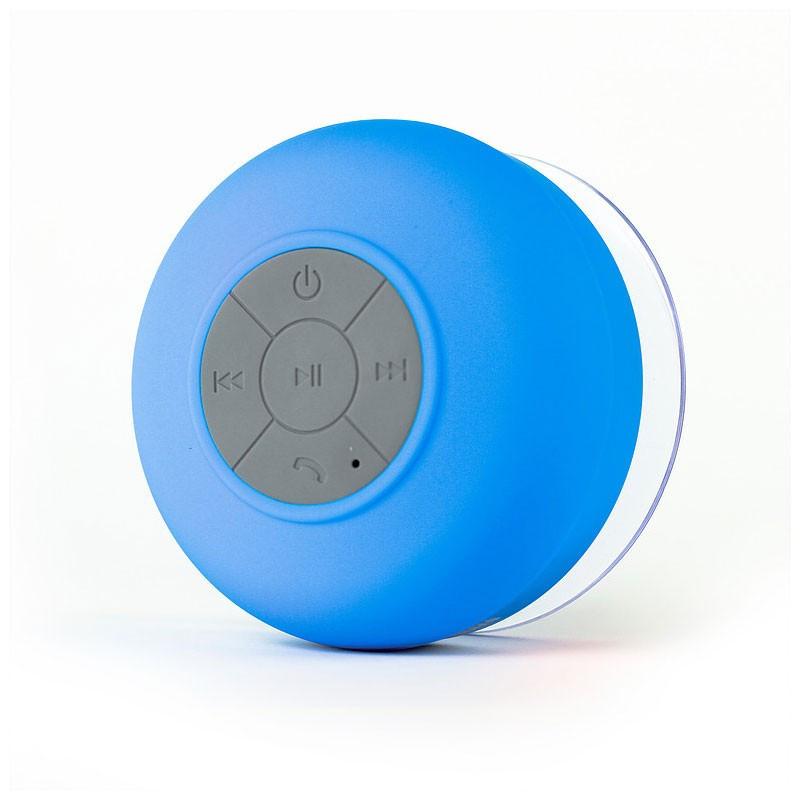 haut parleur bluetooth tanche pour la douche sur rapid cadeau. Black Bedroom Furniture Sets. Home Design Ideas