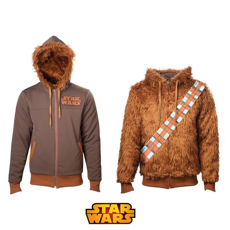 Veste réversible Star Wars pour se déguiser en Chewbacca sur Rapid ... 437439bf943
