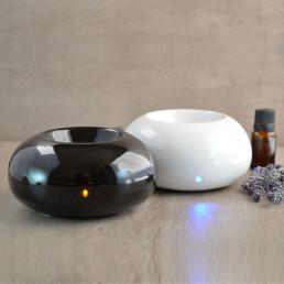 diffuseur d huiles essentielles par chaleur douce cozy sur rapid cadeau. Black Bedroom Furniture Sets. Home Design Ideas
