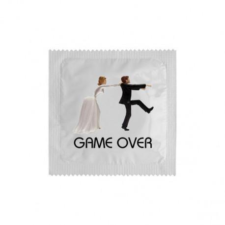 Préservatif Game Over