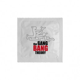 Préservatif Gang Bang Theory