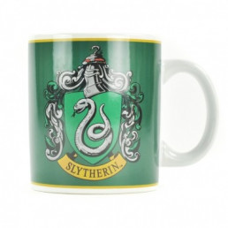 Mug Harry Potter Blason Serpentard