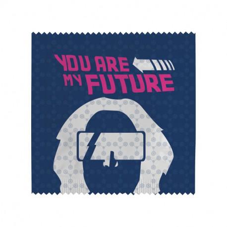 Préservatif You are my future