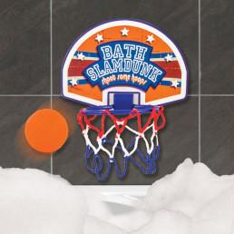 Jeu de Basket Pour le Bain