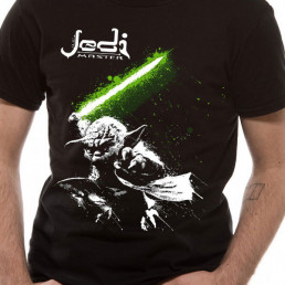 T-Shirt Maître Yoda Star Wars