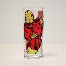 Verres Super-Héros Marvel - Lot de 4