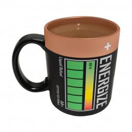 Mug Thermoréactif Pile Energize