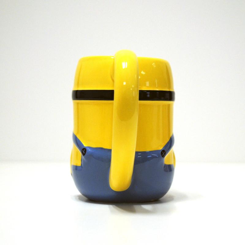 mug minion en 3d 224 l effigie de stuart de moi moche et m 233 chant sur rapid cadeau
