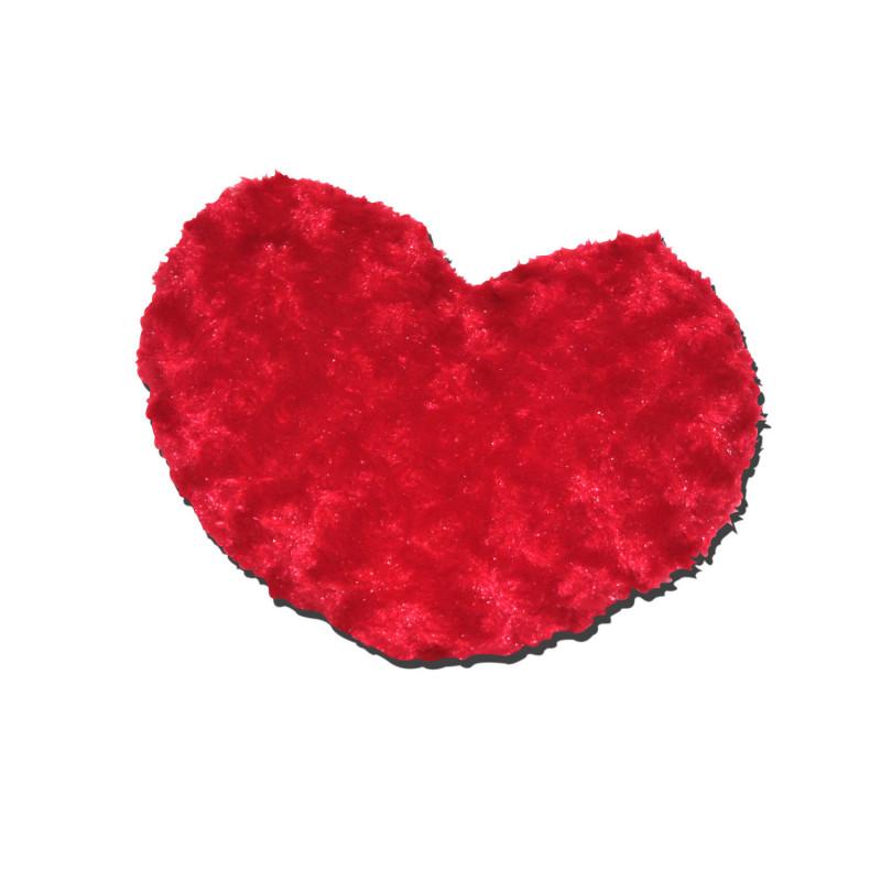 coussin coeur rouge pour faire un cadeau original saint. Black Bedroom Furniture Sets. Home Design Ideas