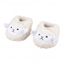 Chaussons Bébé Moutons