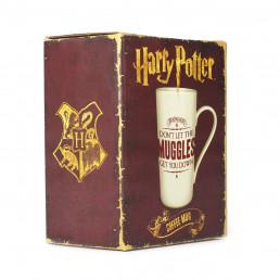 Haute Tasse Harry Potter Muggles