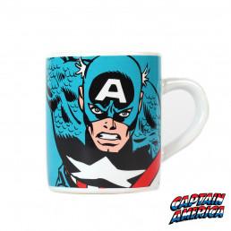 Tasse à Expresso Captain America Marvel
