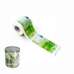 Papier Toilette 100 Euros