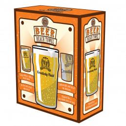 Serviette de Plage Pinte de Bière