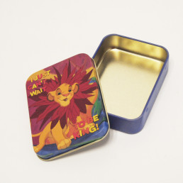 Petite Boîte Collector Le Roi Lion Simba Disney